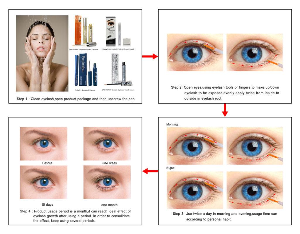 eyelash liquid