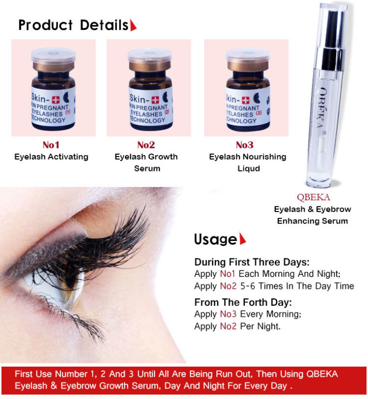 eyelash crystal liquid