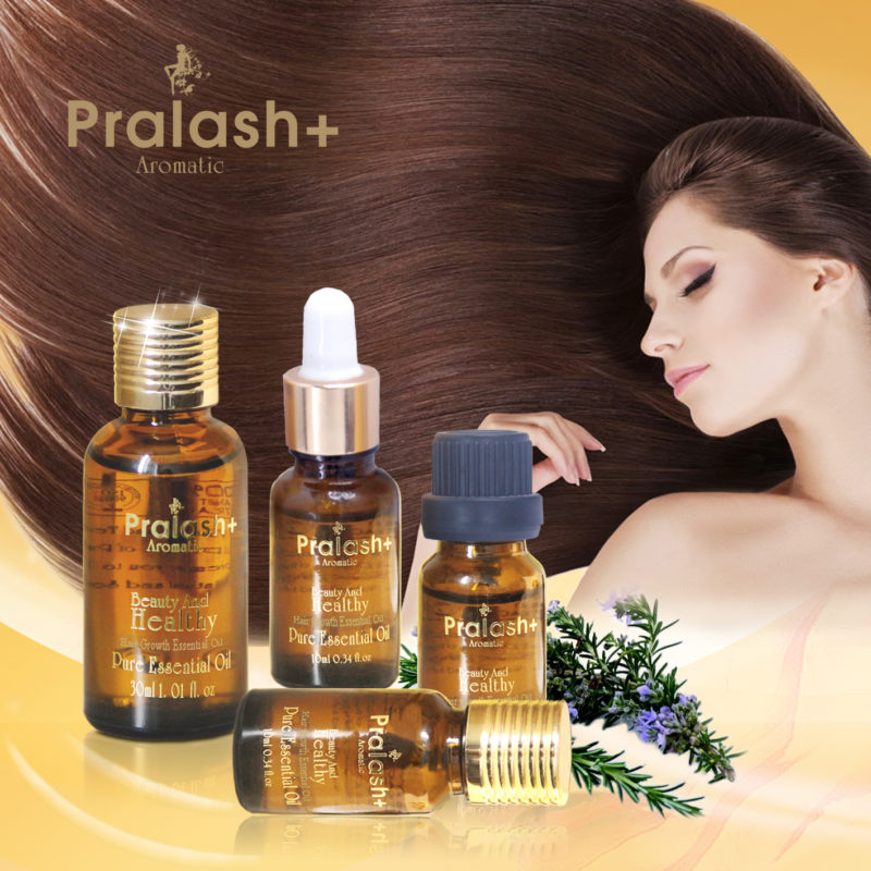 hair growth essential oil blend