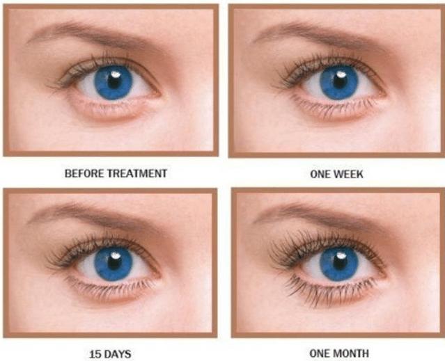 eyelash serum diy