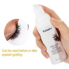 Eyelash Foam Cleanser