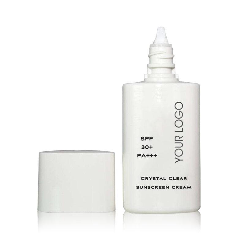 3.CrystalClear sunscreen cream spf 30